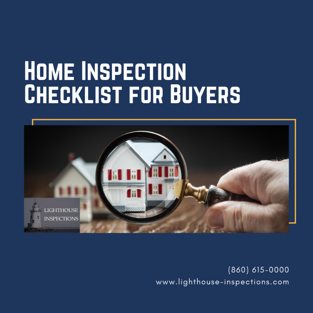 Lighthouse Inspections Home Inspection Checklist for Buyers